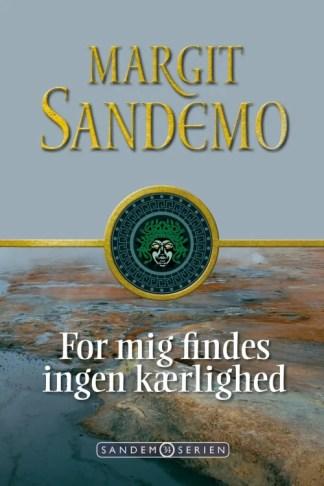 Sandemoserien 34 - For mig findes ingen kærlighed omslagsbillede