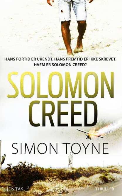 Solomon Creed omslagsbillede