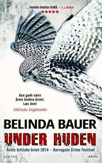 Under huden af Belinda Bauer omslagsbillede