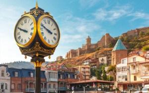 Group tour to Tbilisi