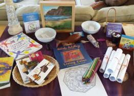 Supplies to nourish body, mind, and soul