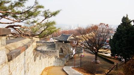 Suwon City Wall