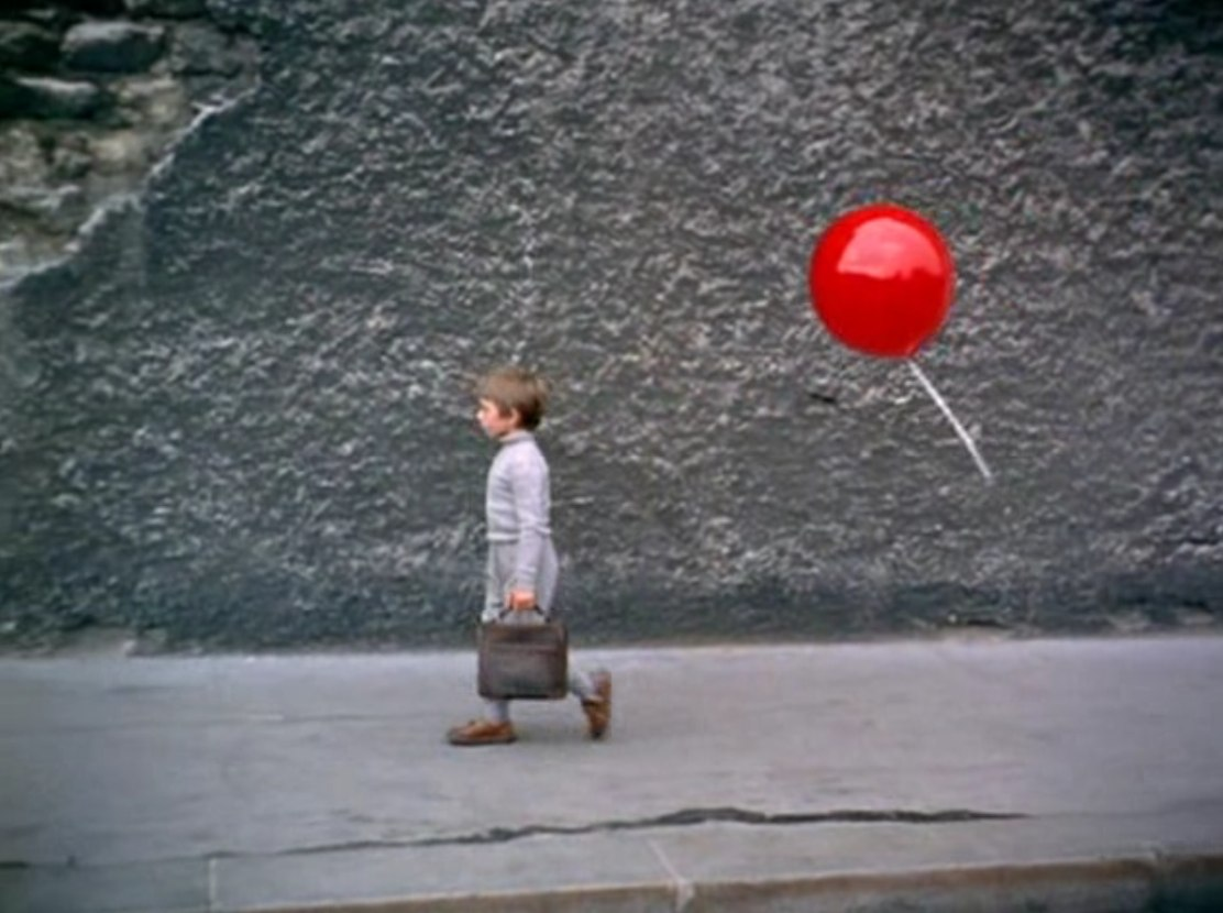 red balloon french film