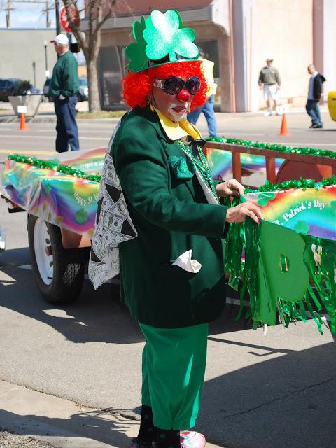 Parade Clowns