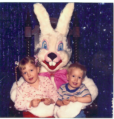 Buck Tooth Easter Bunny