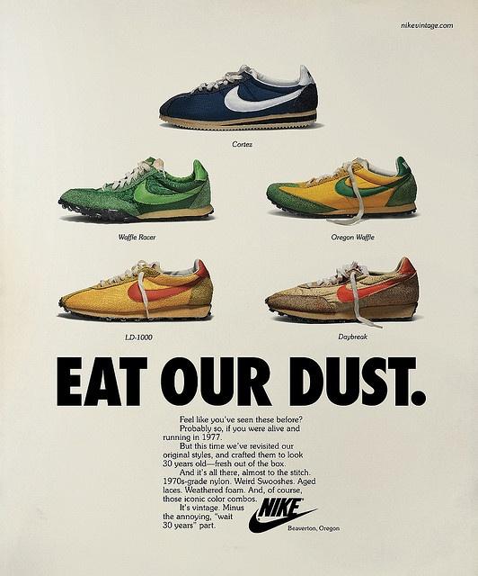 Old Nikes • Jennifer Chronicles