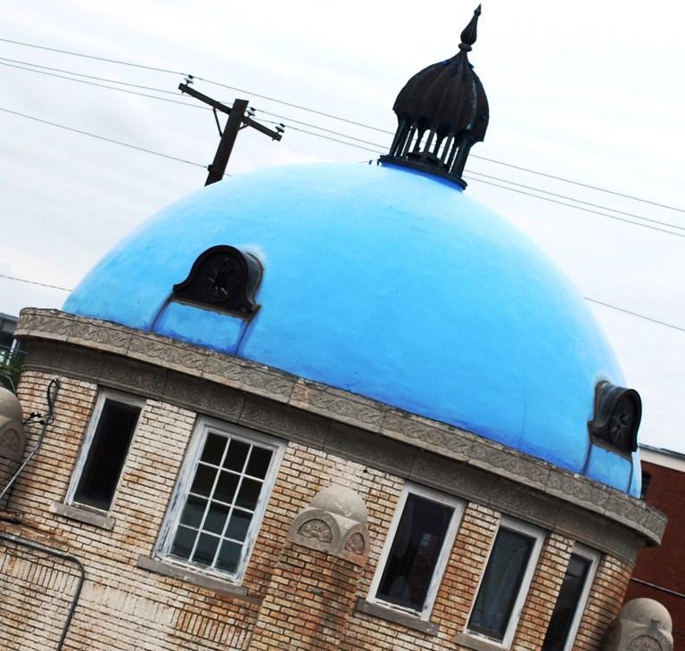 Blue Dome Building Tulsa