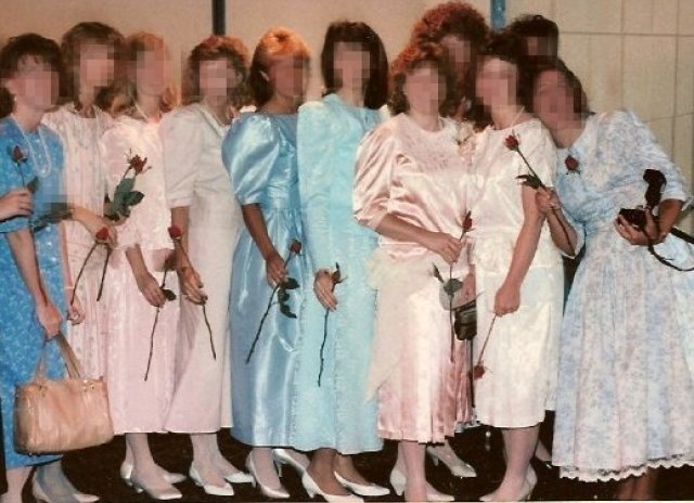 Prairie Dresses of the 80s