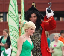 St. Patrick's Day Tinker Belle