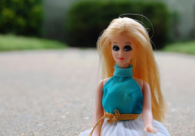 Dawn Doll Dress Only Stewardess Jessica,