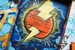 OKC Thunder Graffiti Oklahoma City