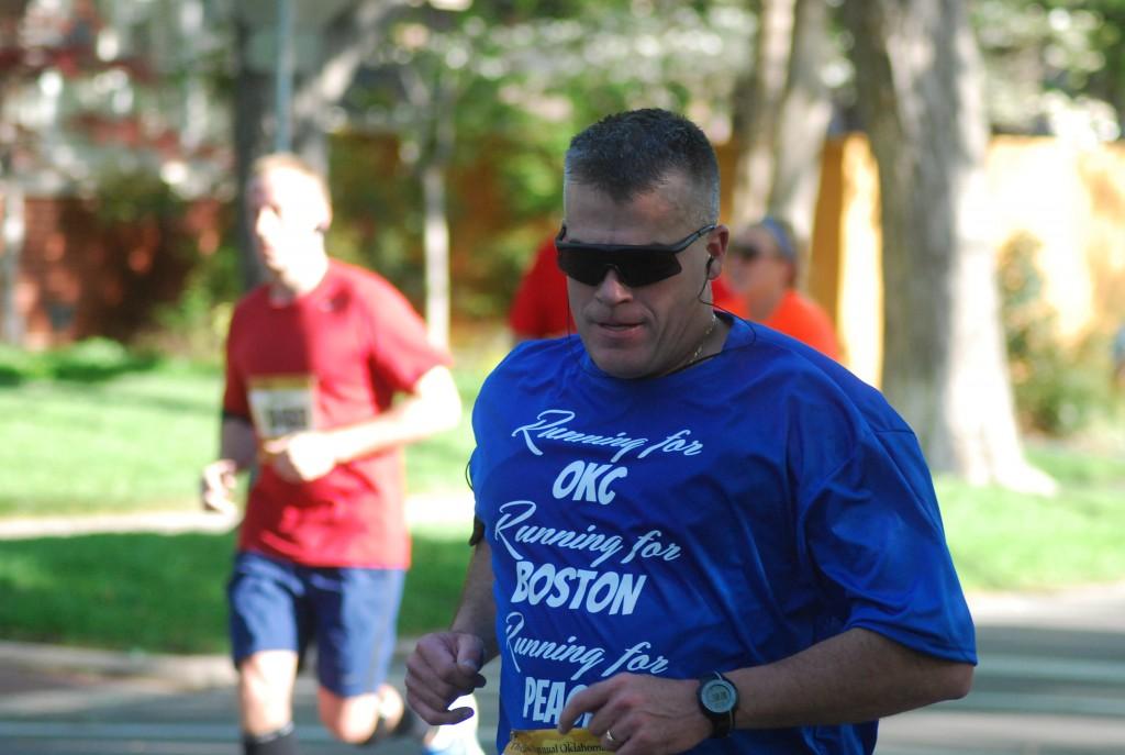 Oklahoma City Memorial Marathon 43