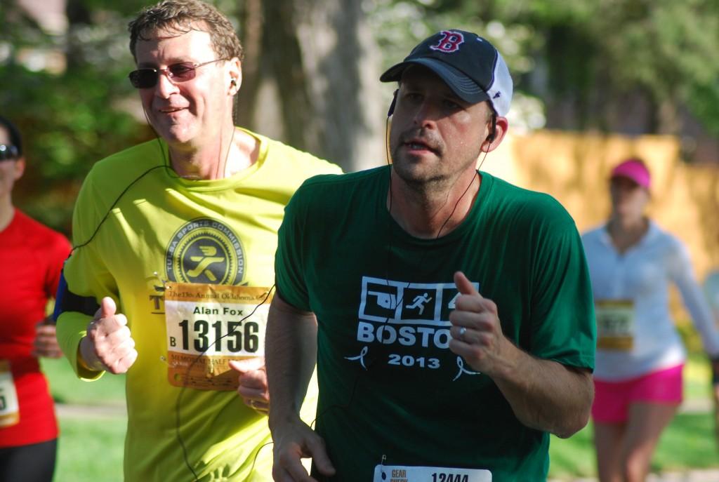 Oklahoma City Memorial Marathon 45
