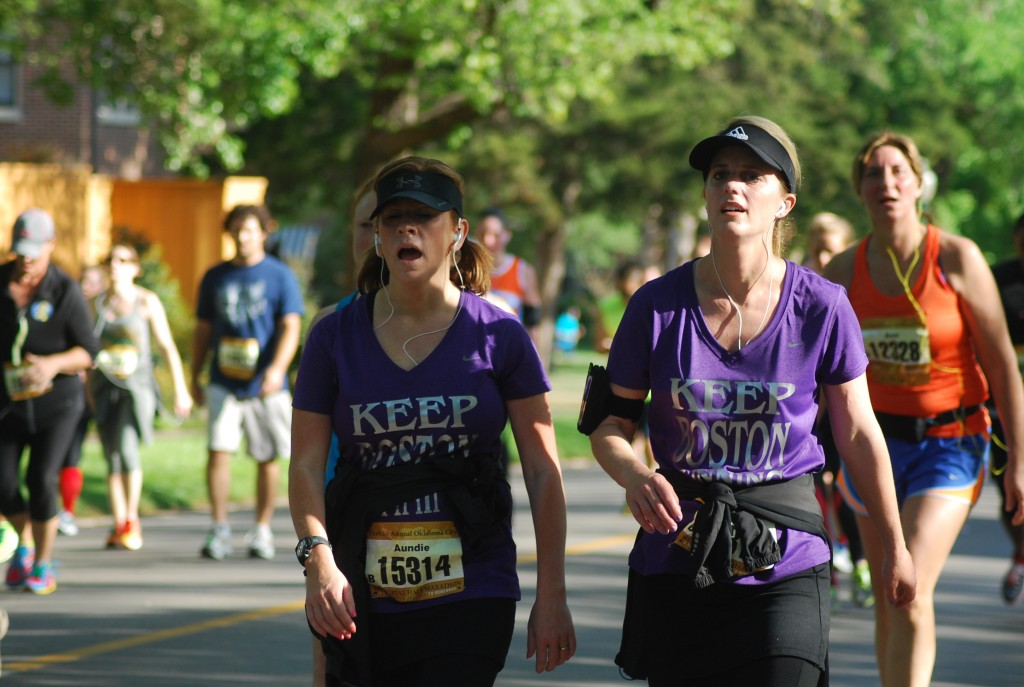 Oklahoma City Memorial Marathon 52