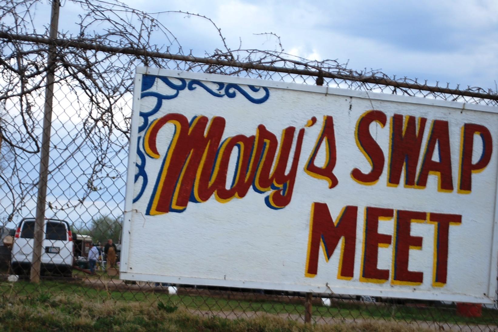 Marys flea market okc