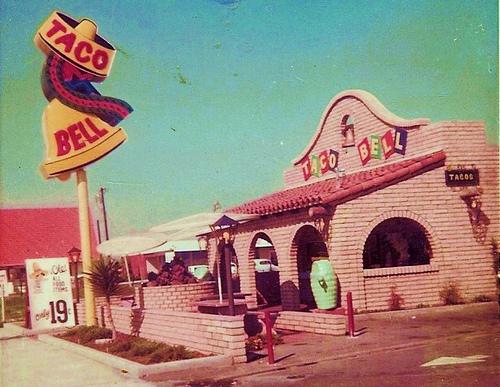 Historic Taco Bell