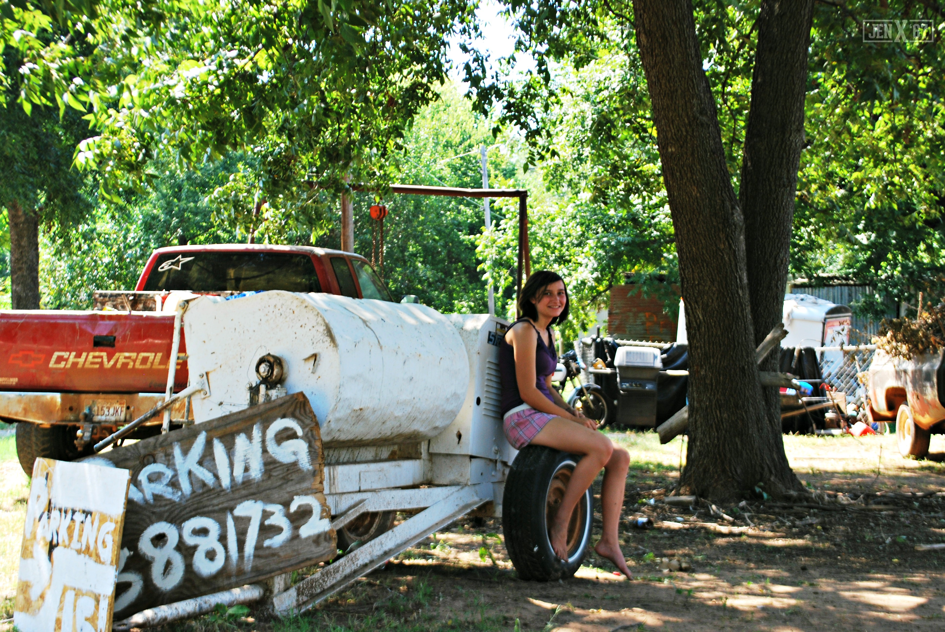 Life in the Heartland and an klahoma Girl