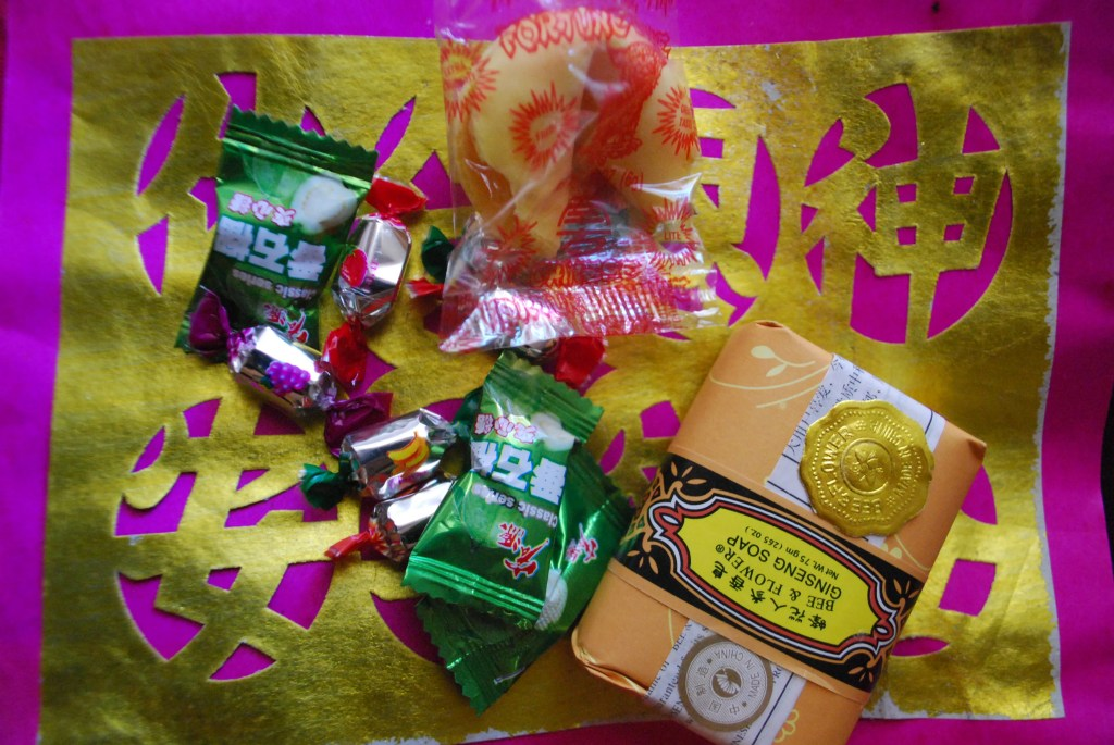 party favors chinese