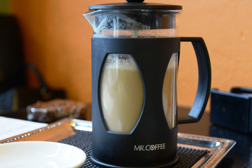 Pressed Coffee