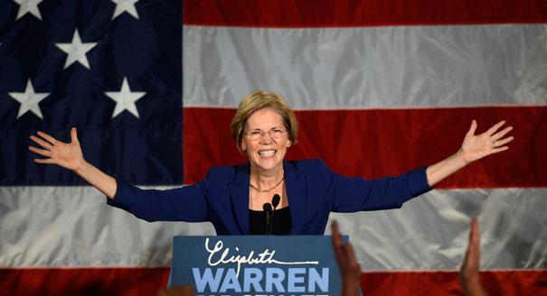 President Elizabeth Warren