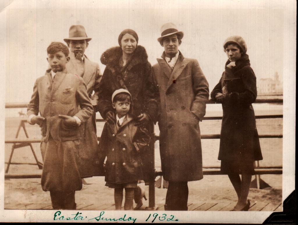 Easter 1932 Atlantic City