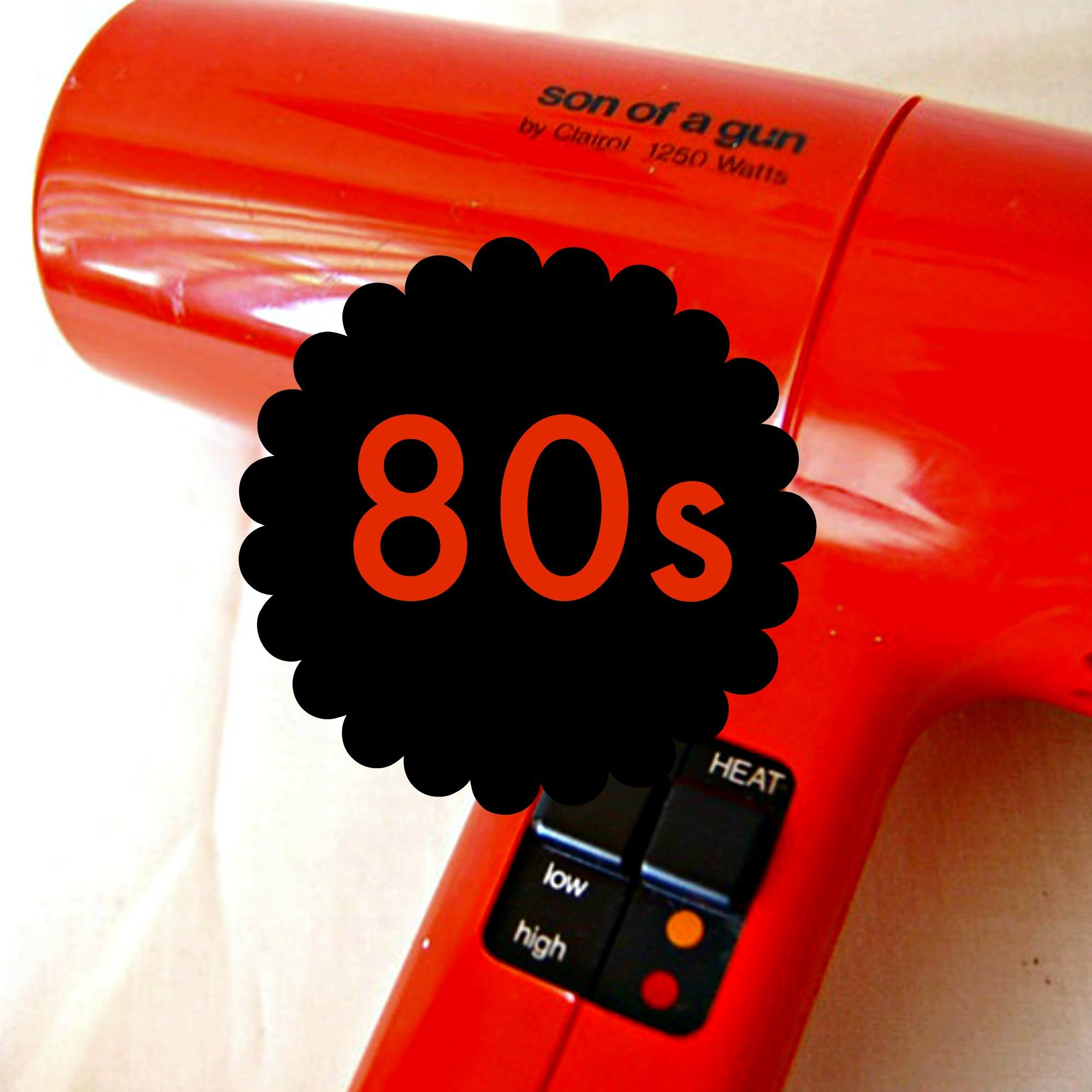 Vintage Hair Dryers (Flashback Friday) • Jennifer Chronicles