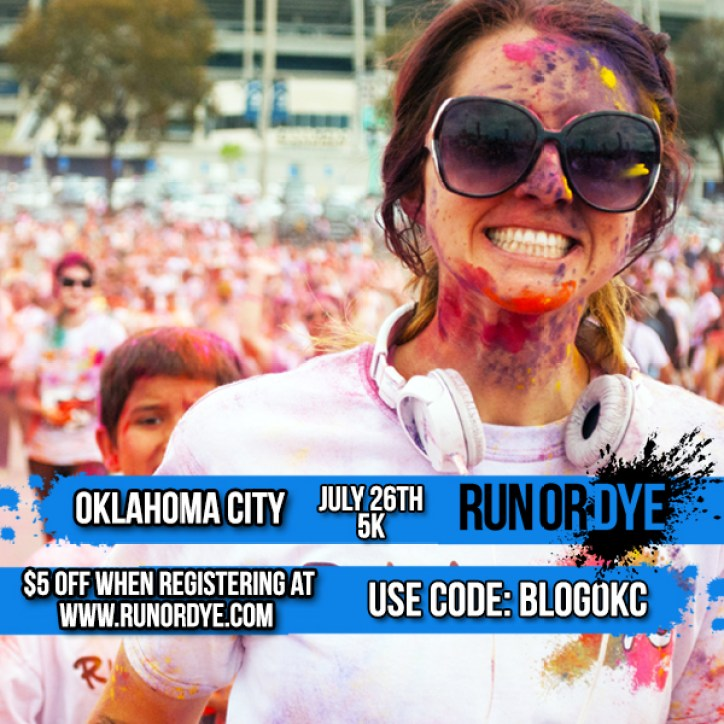 Run or dye okc