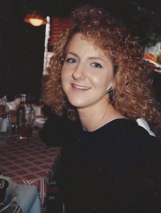Beautiful Jill Randolph Oklahoma Bombing