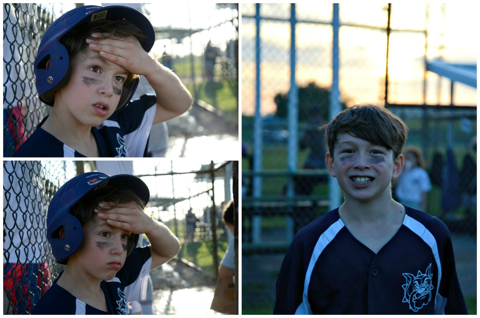 Baseball and Boy Troubles