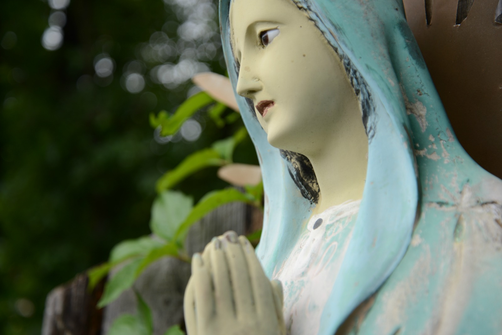 Mother Mary Comes To Me
