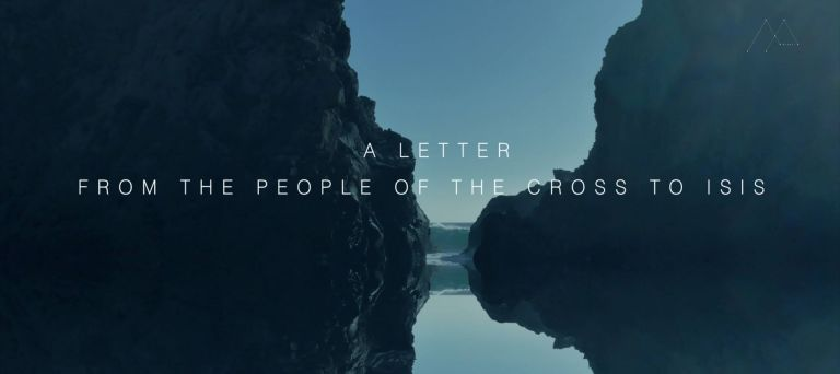 Letter to the people of the cross love letter to isis