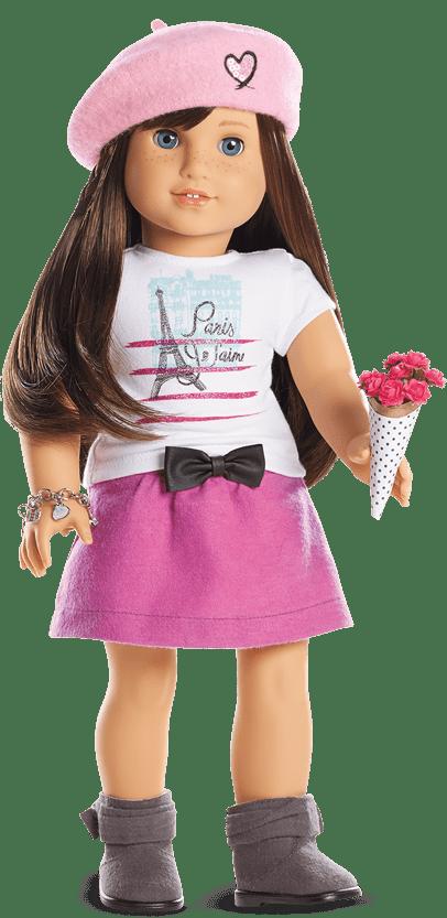American Girl Grace Charm Bracelet
