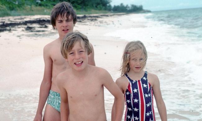 Bicentennial Bathing suit 1976