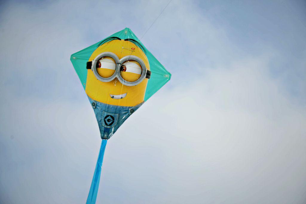 Minion Kite