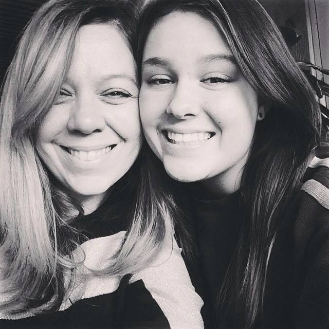 juliette and mom