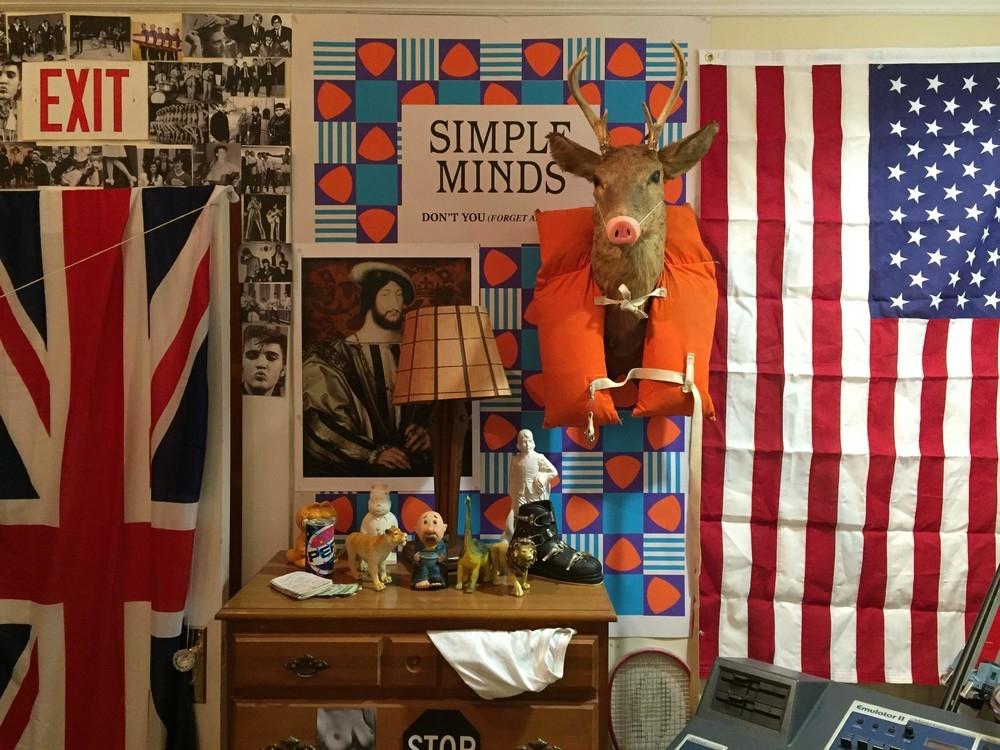Ferris Buellers Bedroom Exhibit 2