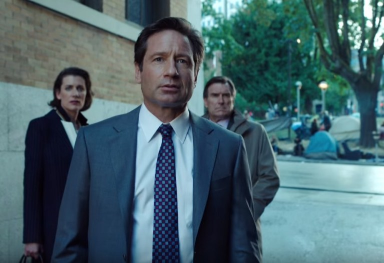 Mulder Generation X Files