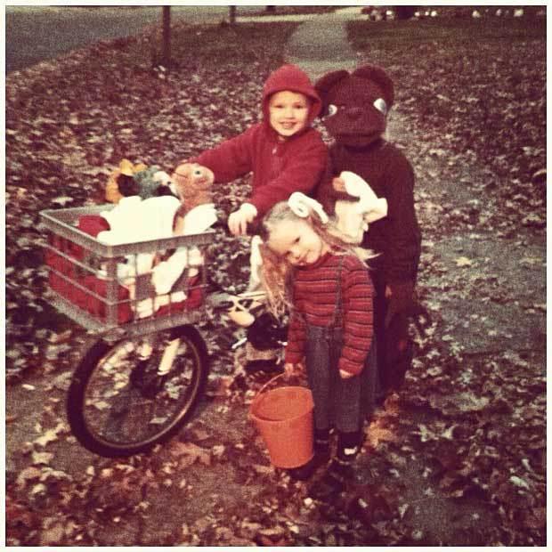 E.T. Halloween Costume