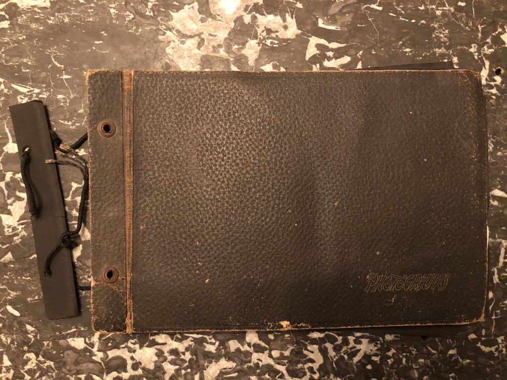 Rare World War 1 Photo Album