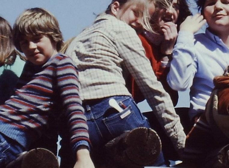 Calvin Klein Jeans 1981