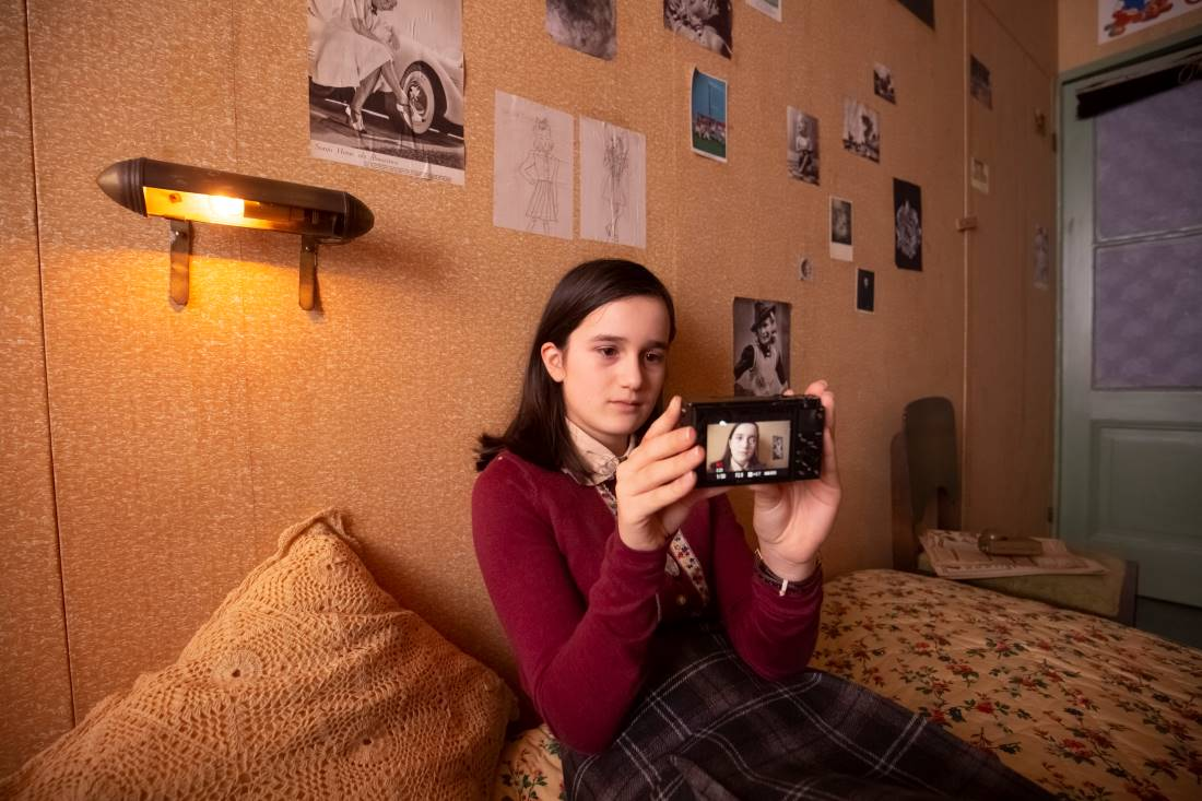 Anne Frank Video Diary 1