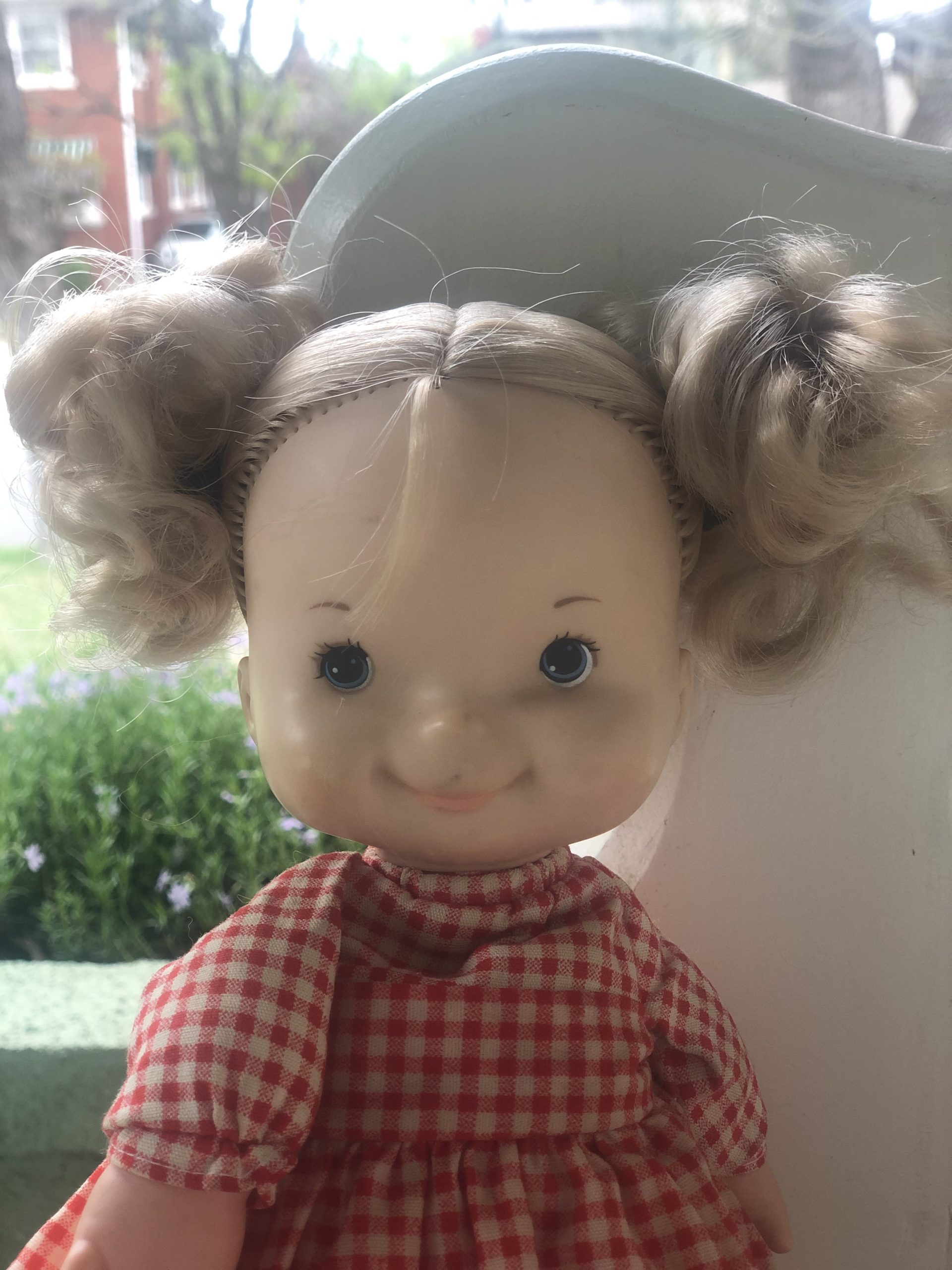 Fisher Price My Jenny Doll - With Ponytails