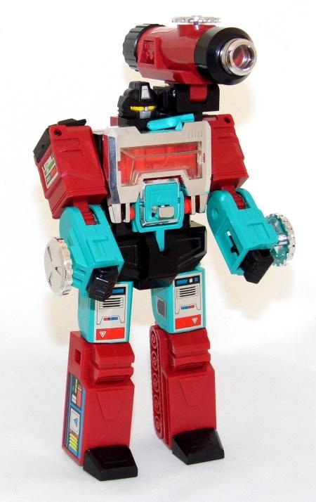 Vintage Transformers Generation 1 Perceptor, Function - Scientist, Circa 1985