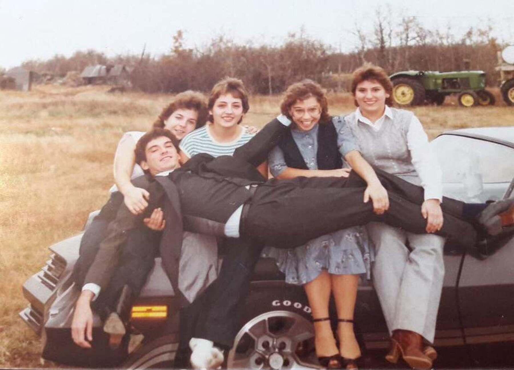 1983 HS Graduation Camaro