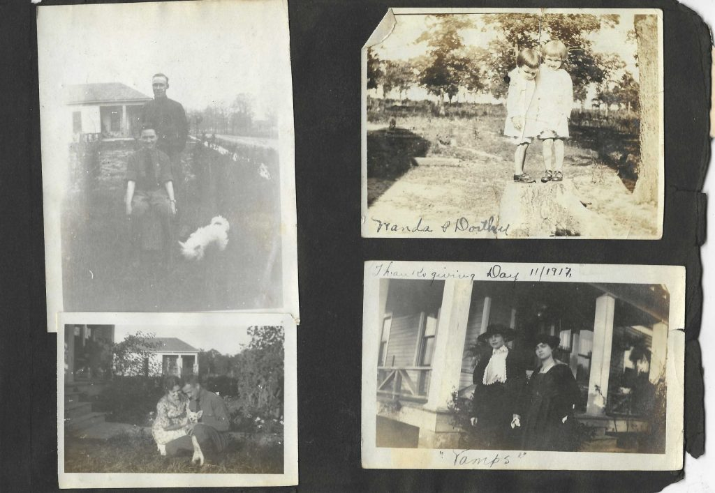 Thanksgiving 1917
