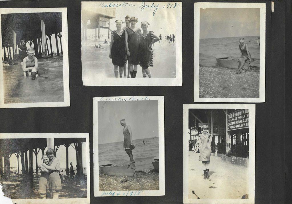 Lost Generation 1918 Galveston