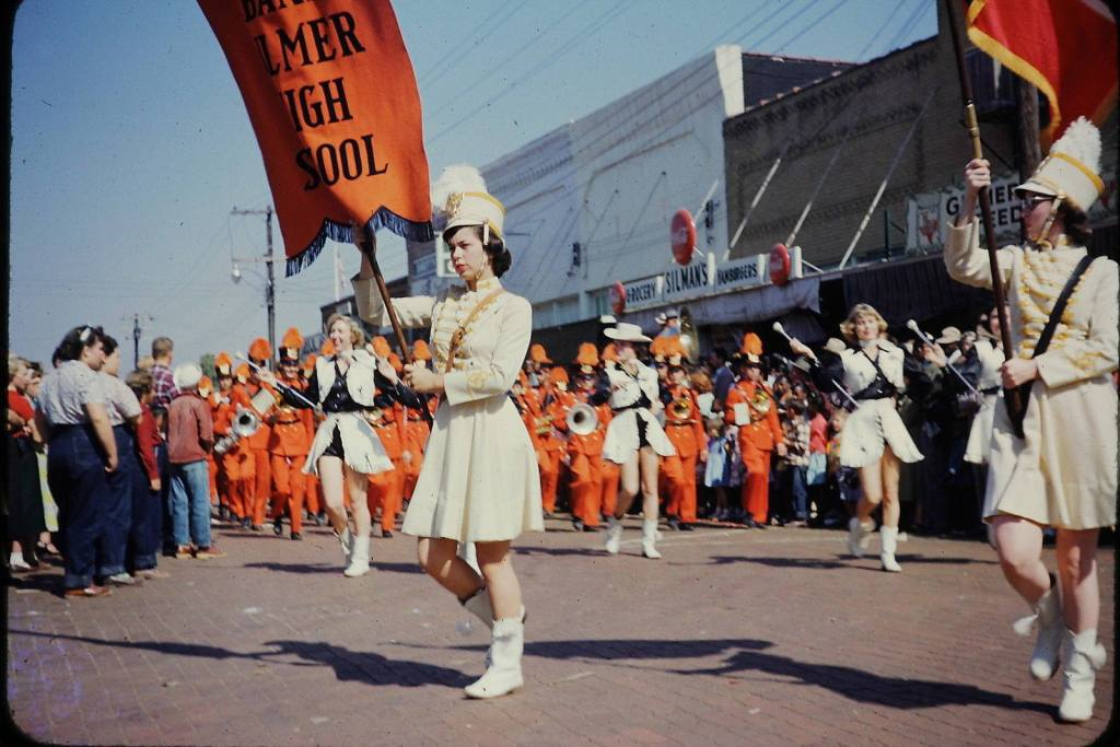 Buckeye Band East Texas Orange Band Uniforms