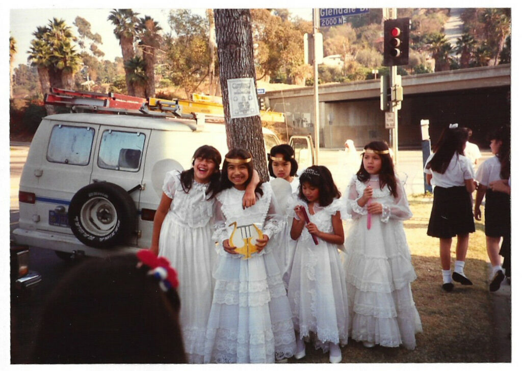 First Communion Early 1980s