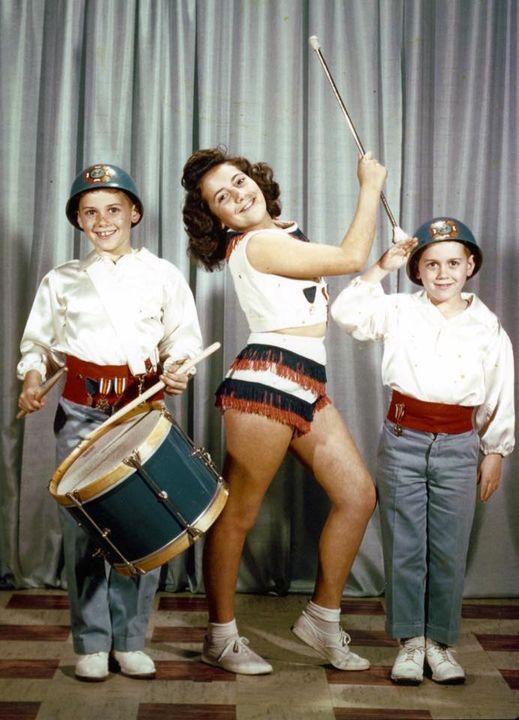 Annette Odello Baton Twirling Instructor