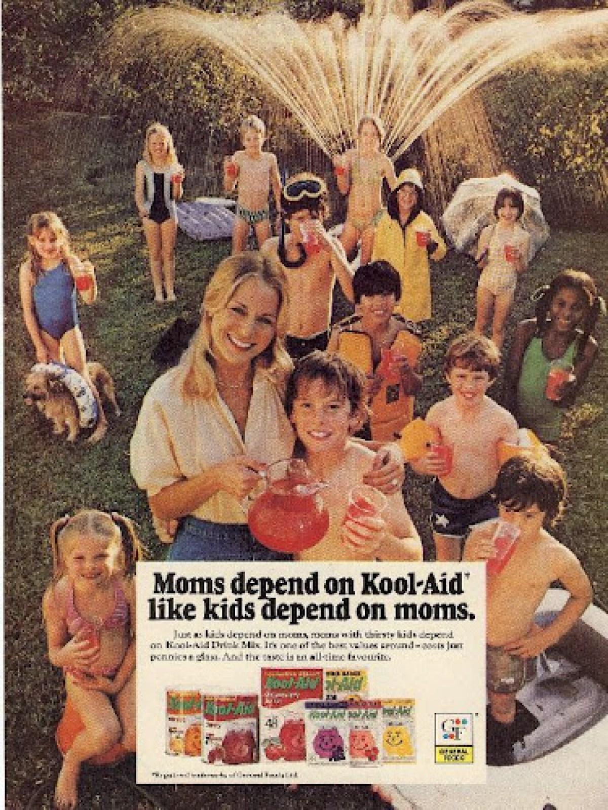 Kool-Aid Ad 1980